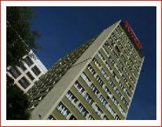 Warszawa, budynek przy ul. Bagno 5